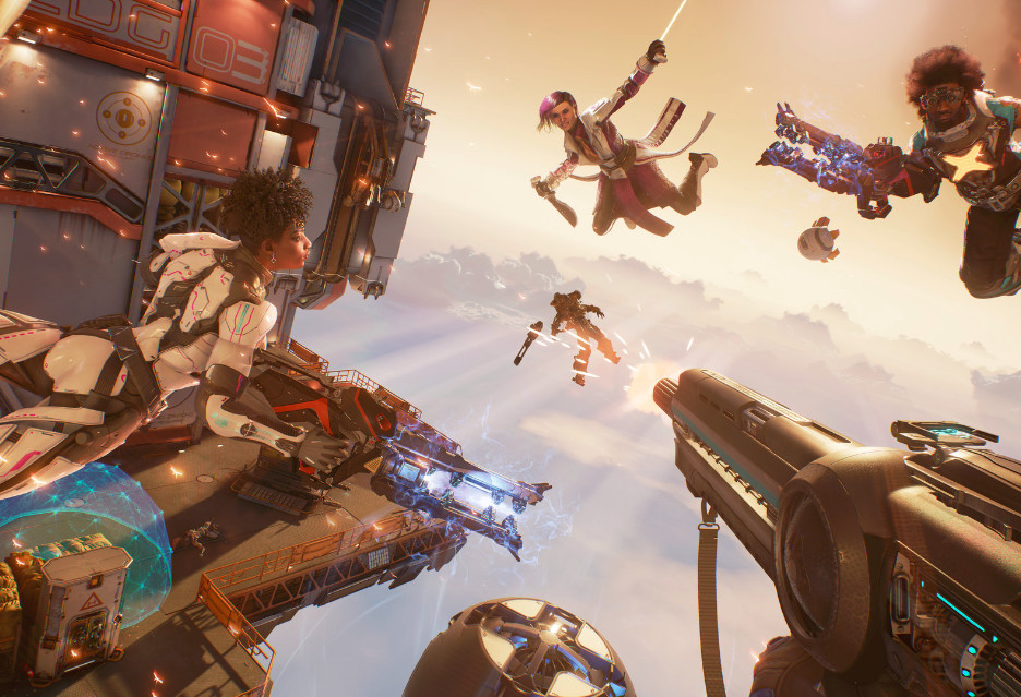 LawBreakers - dynamiczna strzelanina na PC i PS4 już dostępna