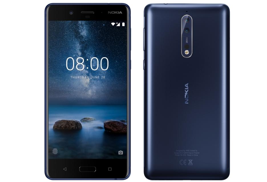 Nokia 8 przyłapana na zdjęciu - potwierdza się mocna specyfikacja