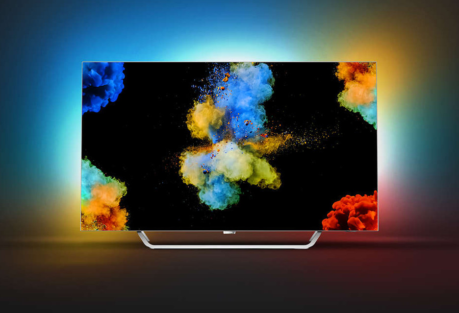 Telewizory OLED Philipsa są już spotykane w polskich sklepach