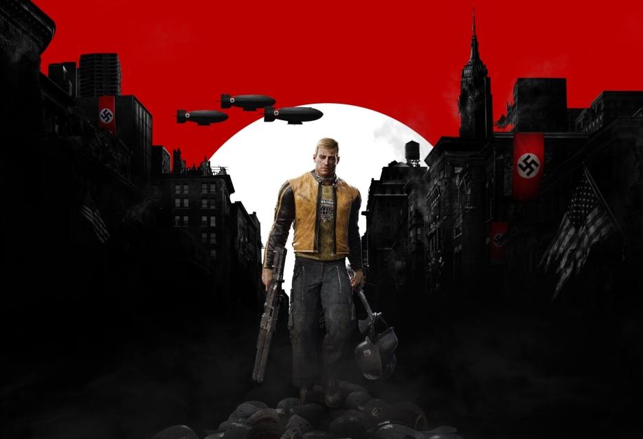 Pomysłów na zwiastuny Wolfenstein II: The New Colossus nadal nie brakuje