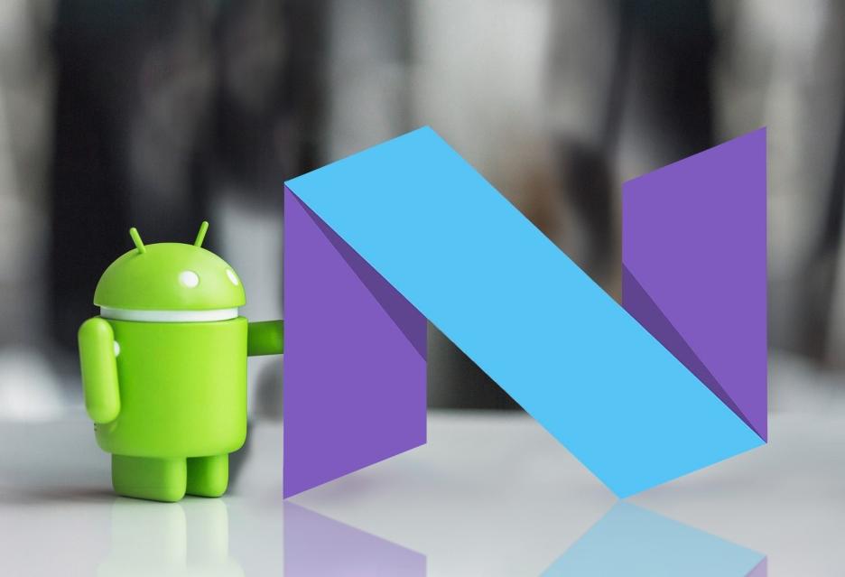 Za chwilę debiut Androida O, a Android N notuje 13,5% rynkowych udziałów