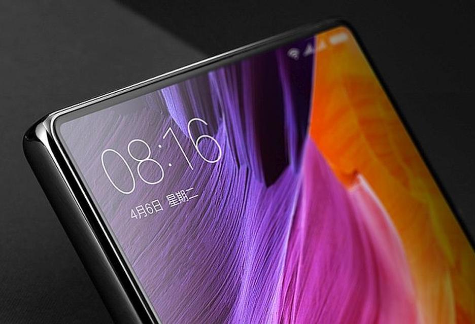 Xiaomi Mi Mix 2 - tu zobaczymy naprawdę smukłe ramki