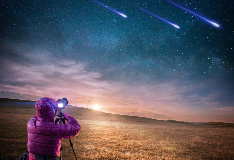 W weekend warto spojrzeć na nocne niebo - Perseidy 2017 i nie tylko