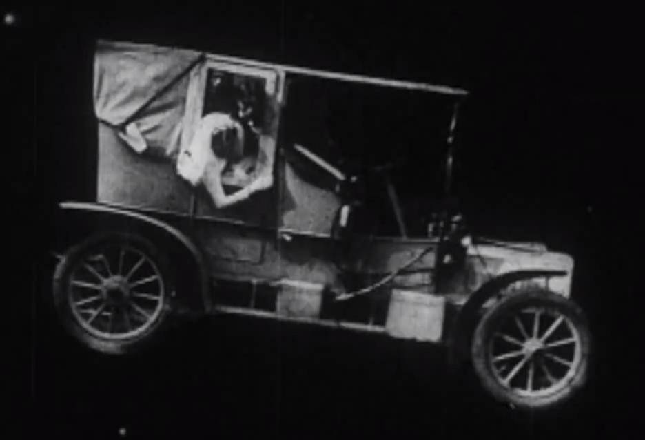 Już w 1911 roku ludzie bali się samokierujących się aut i robotów