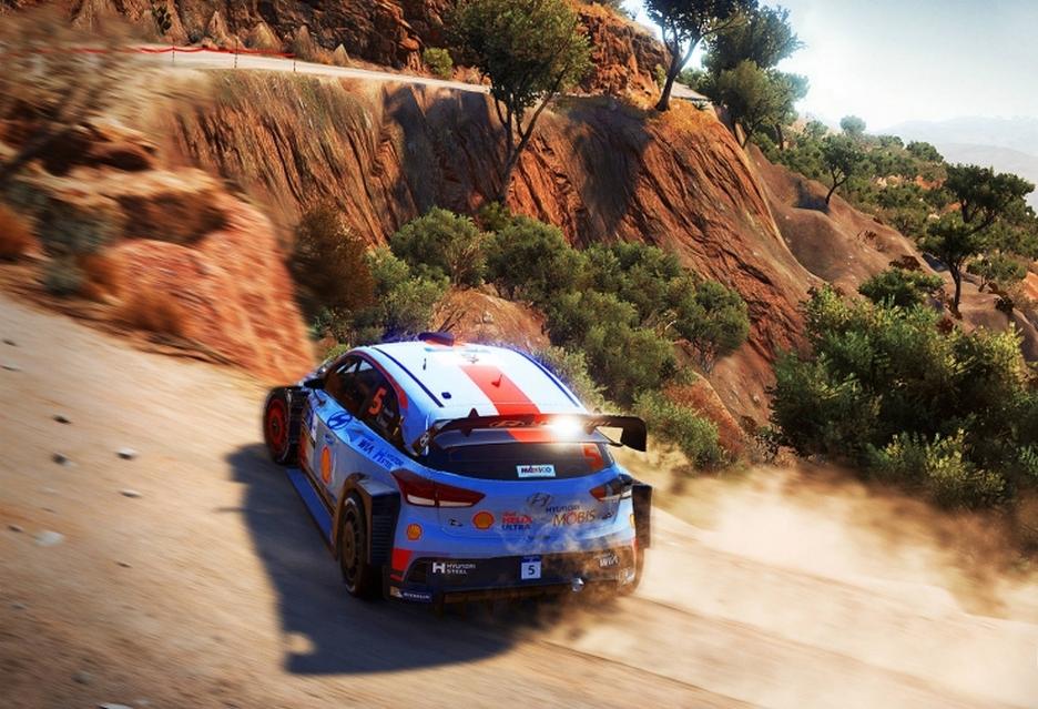 Techland przypomina o jesiennej premierze WRC 7
