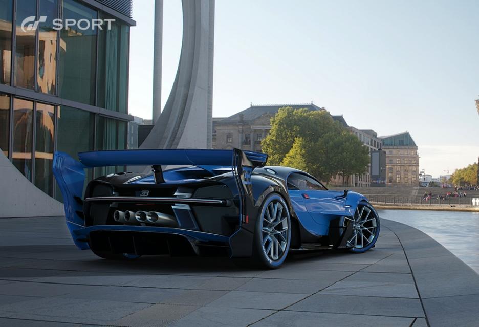 Gran Turismo Sport bez mikropłatności