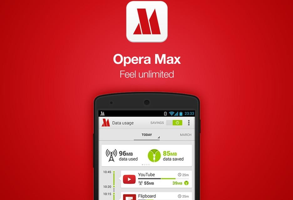 Opera Max kończy swój żywot - aplikacja znika z Google Play
