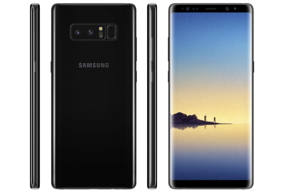 Galaxy Note 8 sprawdzony w GFXBench - Exynos 8895 i 6 GB RAM
