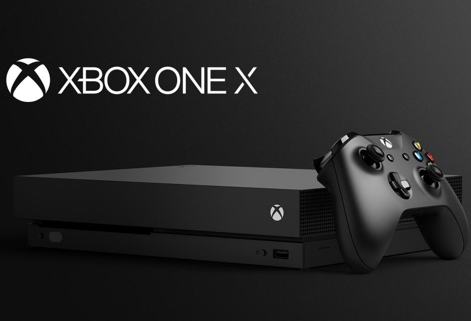 Microsoft chwali się Xbox One X na Gamescom 2017 - start przedsprzedaży, ponad 100 gier na początek