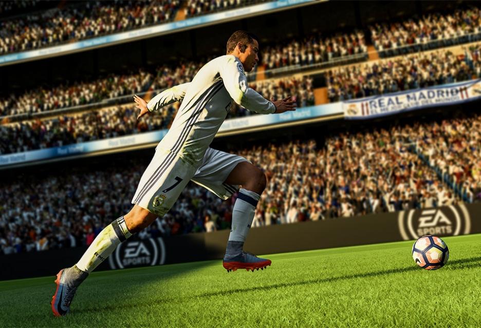 FIFA 18 z krótkim, ale konkretnym zwiastunem na Gamescom 2017