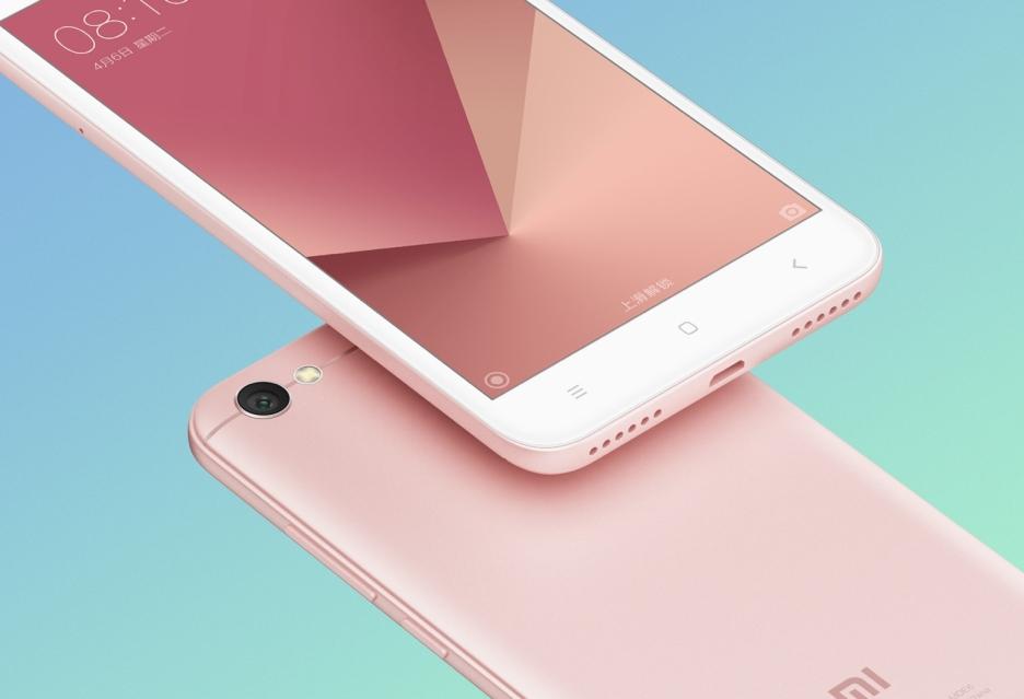 Xiaomi zaprezentowało kolejną nowość - Redmi Note 5A