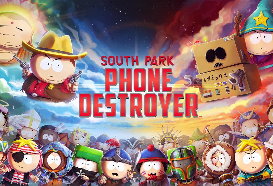 Mobilna gra South Park: Phone Destroyer - ruszyła wstępna rejestracja