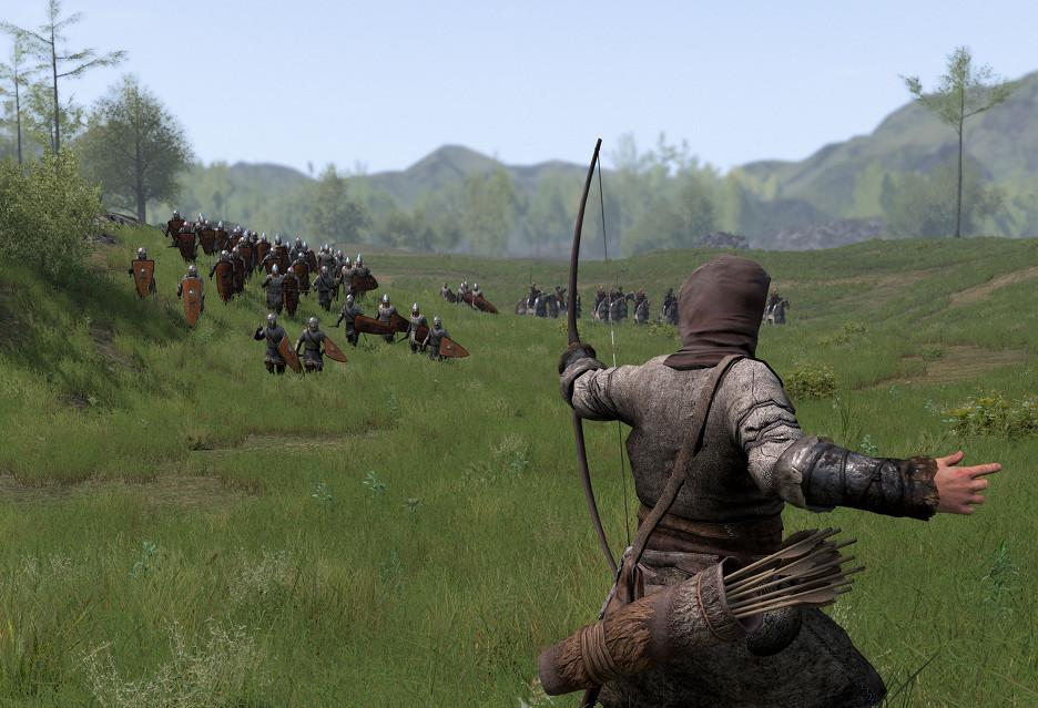 Tak wyglądają walki 5v5 w Mount & Blade II: Bannerlord [AKT.]