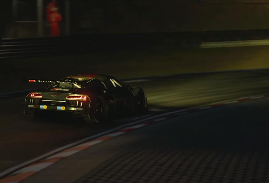 Gran Turismo Sport i piękno nocnych wyścigów
