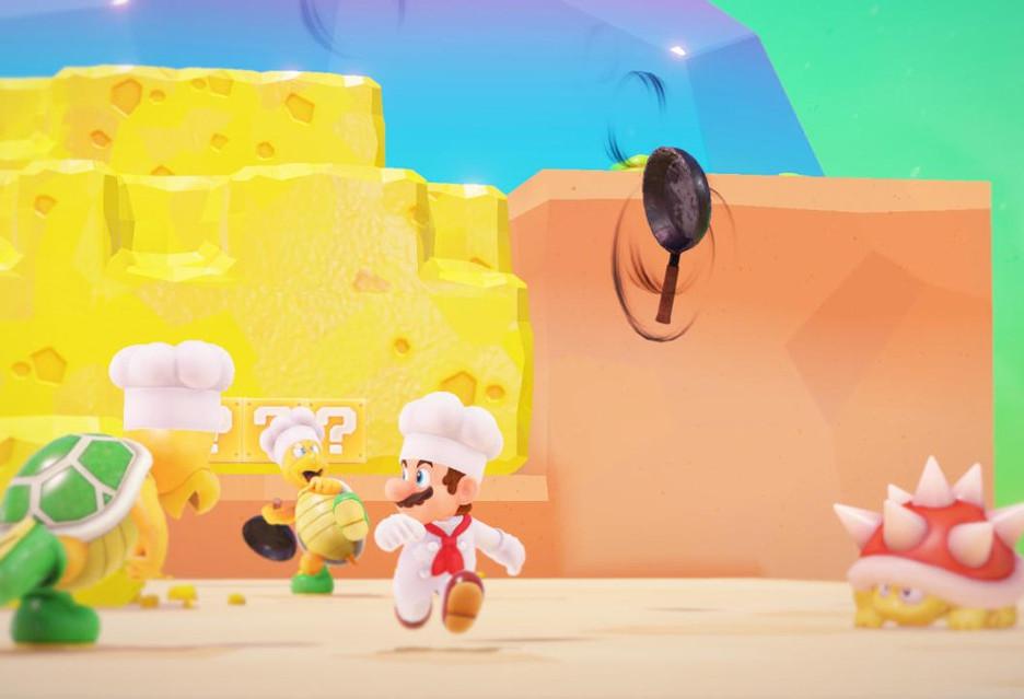 Serowe zadanie Mariana - z Gamescom 2017
