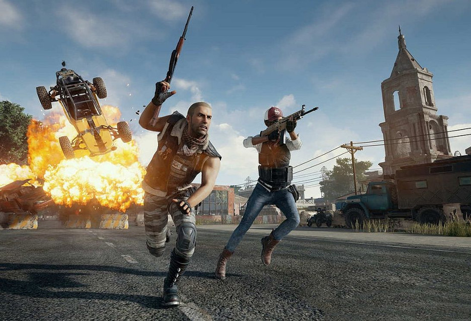 PlayerUnknown's Battlegrounds może być numerem 1 na Steamie