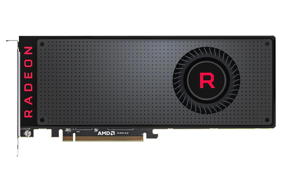 Radeon RX Vega 56 - godny rywal GTX 1070?   zdjęcie 1