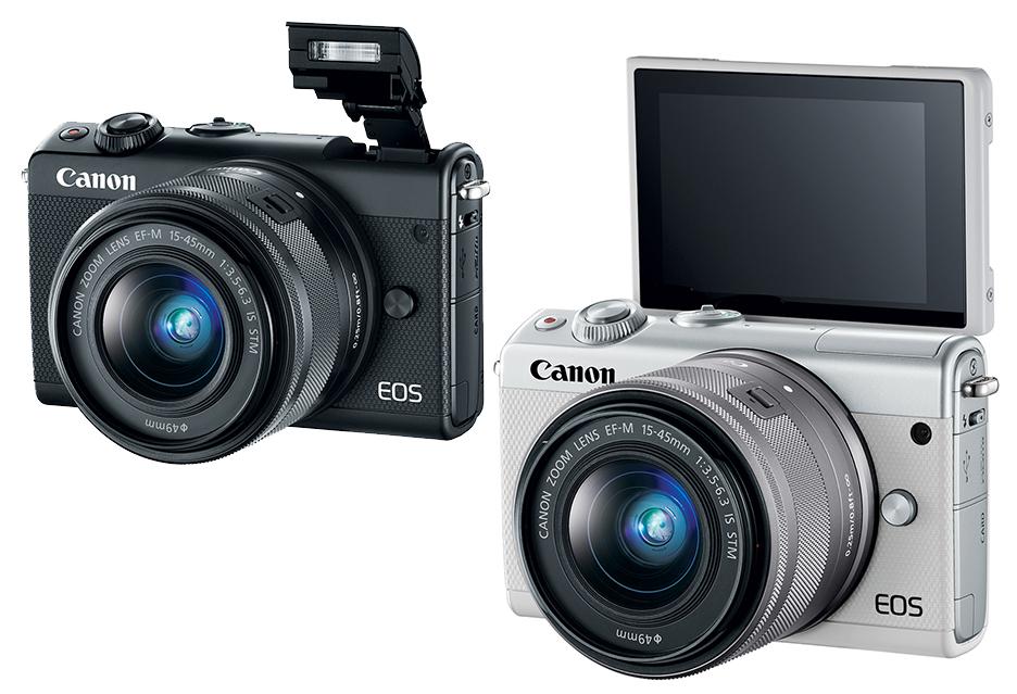 Canon EOS M100 - prosty bezlusterkowiec z dobrym sensorem i DualPixel AF