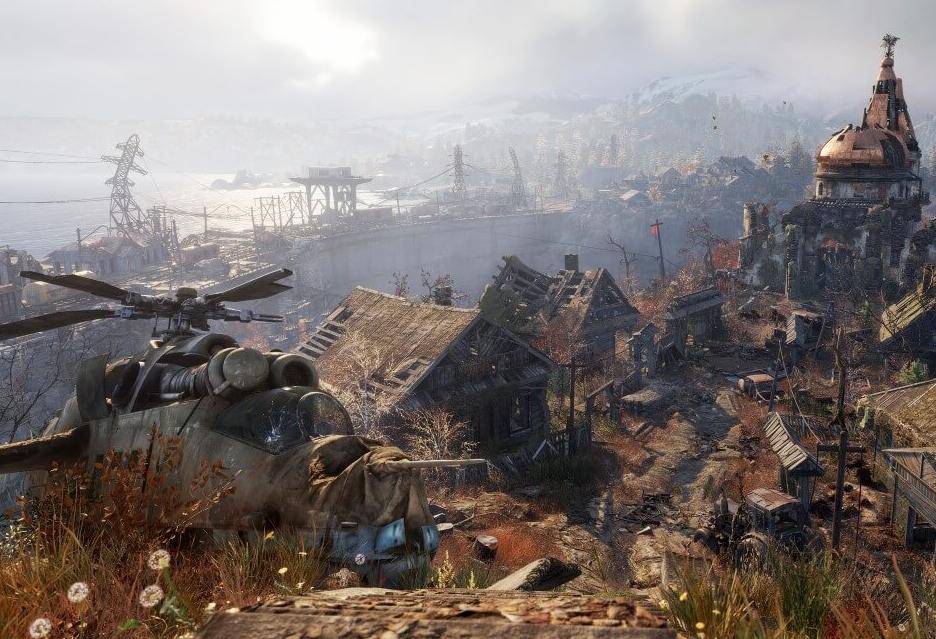 Twórcy Metro Exodus bardzo zadowoleni z mocy Xbox One X