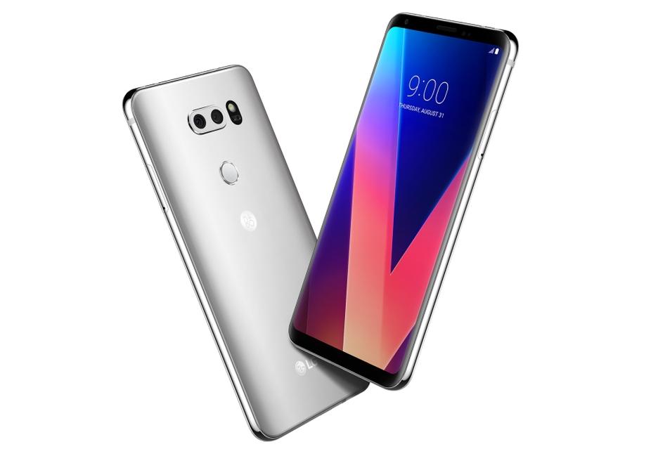 LG V30 zaprezentowany - ten smartfon robi wrażenie