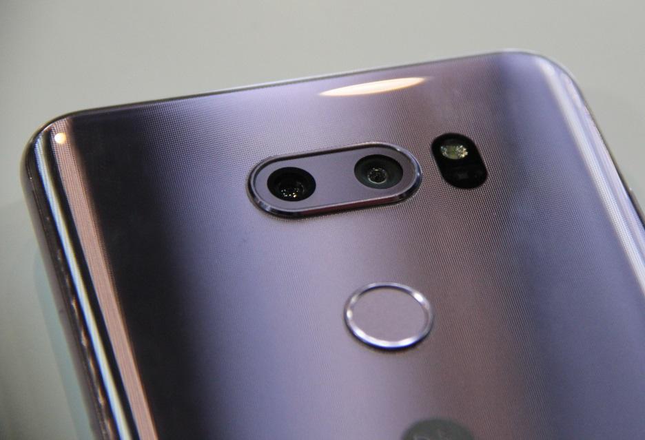 LG V30 - piękny smartfon dla miłośników zdjęć i wideo (pierwsze wrażenia)