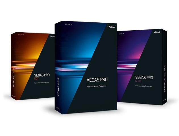 Vegas Pro 15 już dostępny - sporo nowości i promocja
