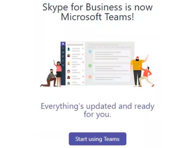 Skype dla firm = Microsoft Teams