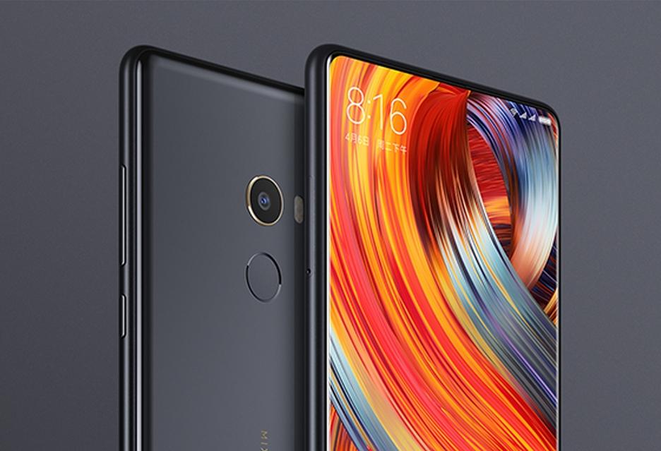 Już jest, Xiaomi Mi MIX 2 oficjalnie zaprezentowany