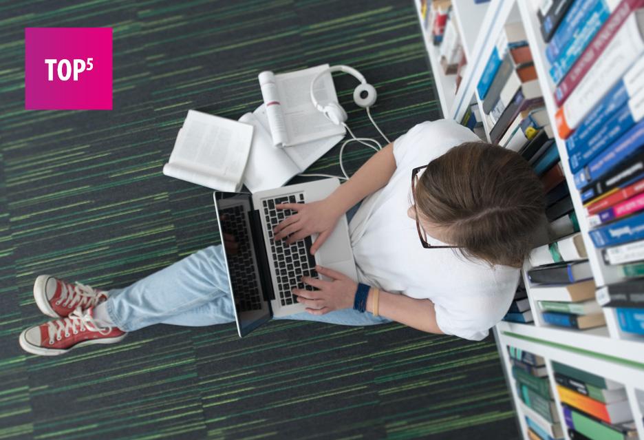 Laptop dla studenta. Polecane laptopy na studia - TOP 5 | zdjęcie 1