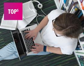 Laptop dla studenta. Polecane laptopy na studia - TOP 5