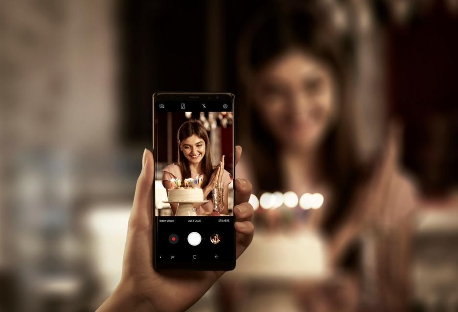 Przedsprzedaż Galaxy Note 8 pokazuje, że klienci stęsknili się za serią z piórkiem