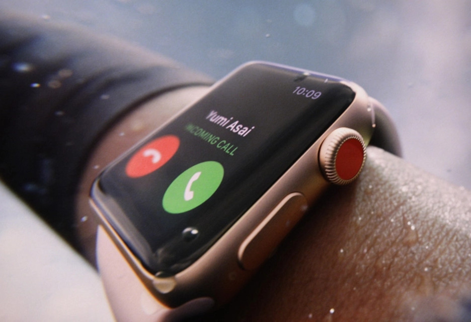 Smartwatch Apple po raz trzeci - tym razem zLTE [AKT.]