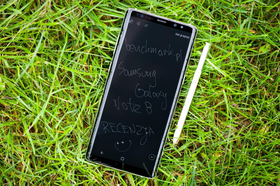 Samsung Galaxy Note 8 - piękna bestia | zdjęcie 1
