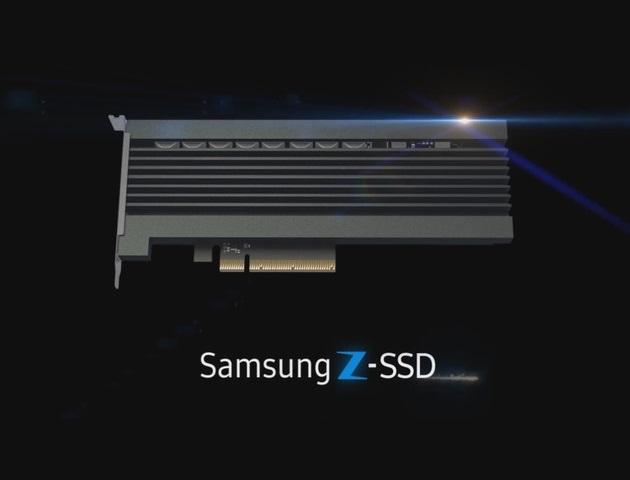 Samsung chwali się nośnikami Z-SSD - konkurencja dla Intel 3D X-Point