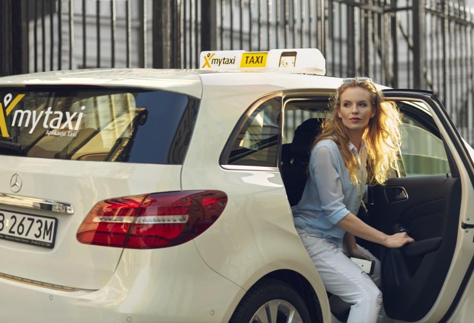mytaxi match czyli mobilne współdzielenie kosztów przejazdu taksówką