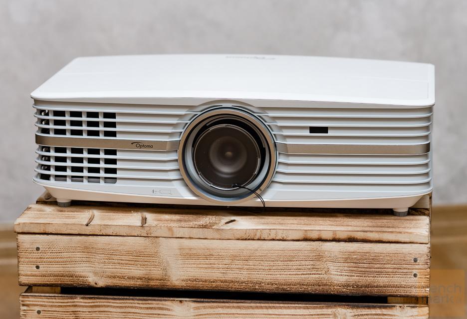 Optoma UHD550X - czy 4K z projektora może być tanie? | zdjęcie 2