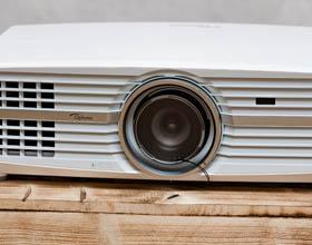 Optoma UHD550X - czy 4K z projektora może być tanie?