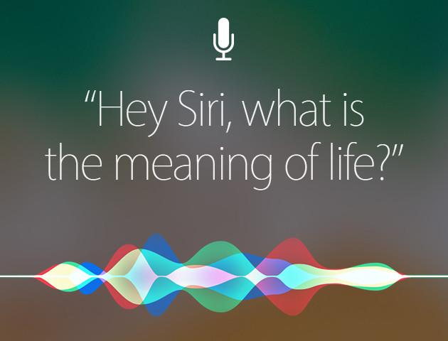 Siri - nie tylko asystentka, ale też terapeutka