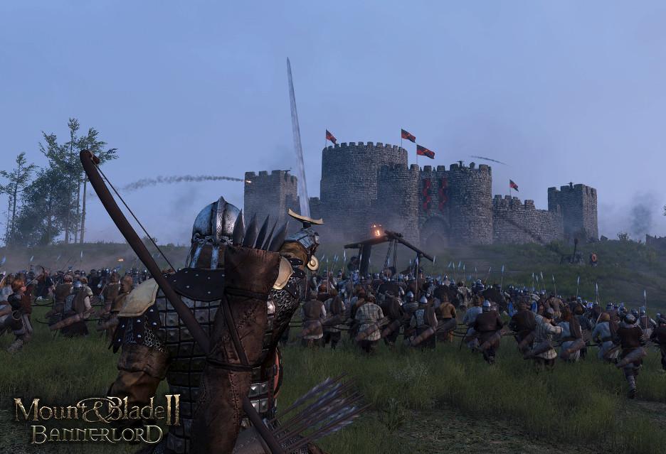 Mount & Blade II: Bannerlord - cel: 800 wojaków w 60 fps