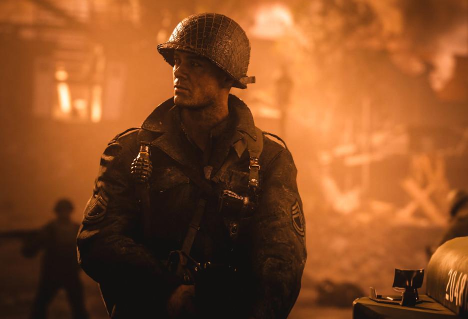 Call of Duty: WWII na zwiastunie fabularnym