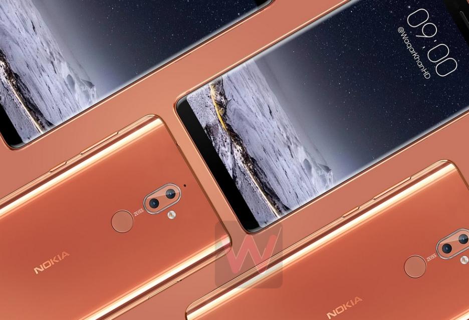 Tak może prezentować się Nokia 9