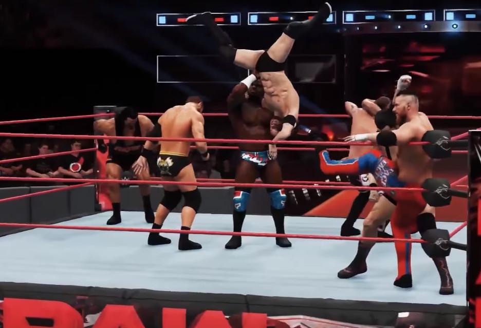 Tak wygląda WWE 2K18 [AKT. - będzie na PC]