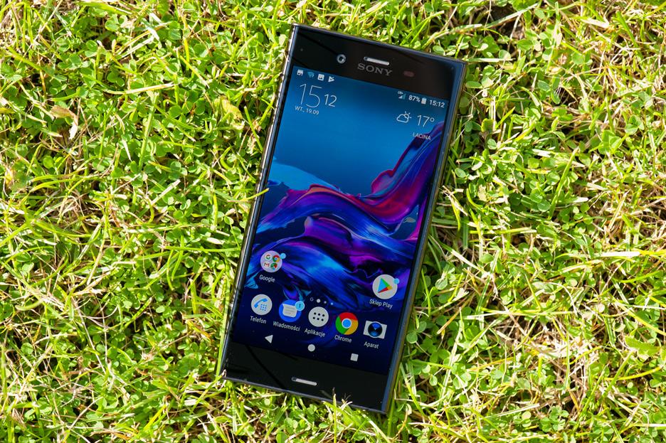 Sony Xperia XZ1 - kilka zalet, kilka wad | zdjęcie 1