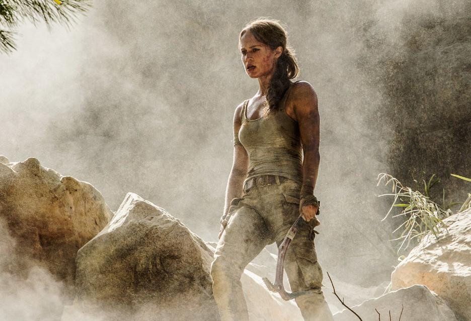 Tomb Raider - pierwszy zwiastun filmu z Alicią Vikander w roli Lary Croft