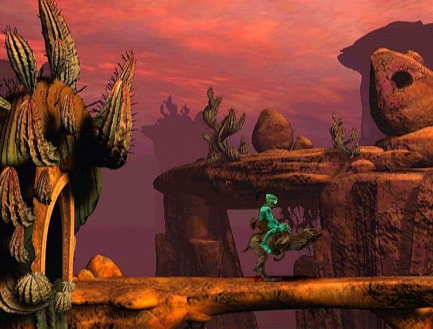 Gra za darmo - Oddworld: Abe's Oddysee na Steamie