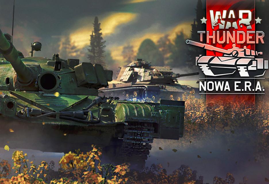 Nowa E.R.A. w War Thunder
