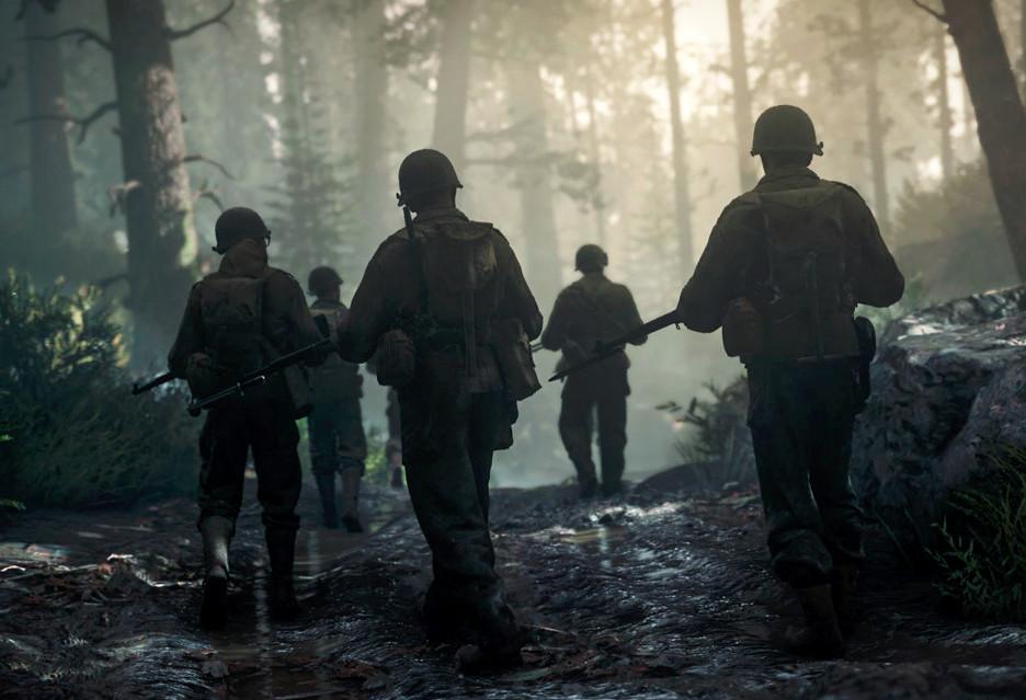 Call of Duty: WWII - poznaj swój skład