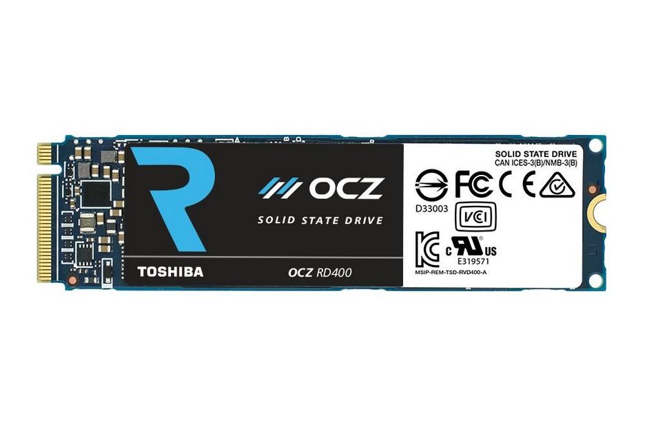 Toshiba OCZ RD400 512GB - czy szybki nośnik przyda się w grach? | zdjęcie 3