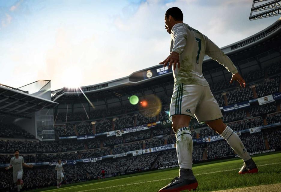 FIFA 18 zgarnia pierwsze (zgadliście, wysokie) oceny