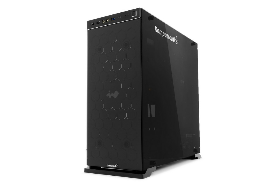 Komputronik Powered by ASUS - mocarna maszyna z Coffee Lake i GTX 1080 Ti | zdjęcie 1